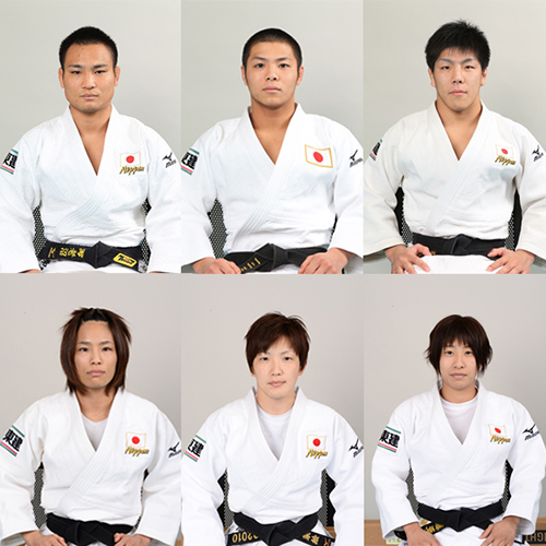 全日本選抜柔道体重別選手権に出...